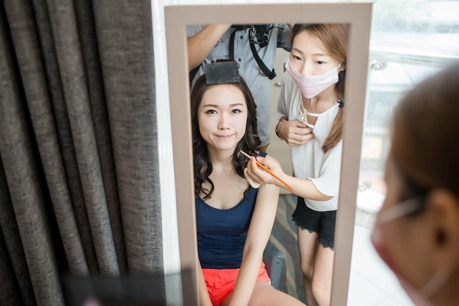 [婚攝] 銘浩 & 佩君 / 城市商旅高雄真愛館