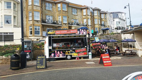 DEL BOY'S FAVOURITE EATING PLACE.
