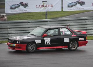 AvD Oldtimer Grandprix 2017 Nürburgring - BMW M3 Gr.N - Friedhelm Tang