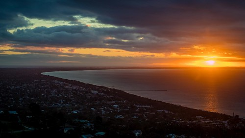 Arthurs Seat Sunset View-18