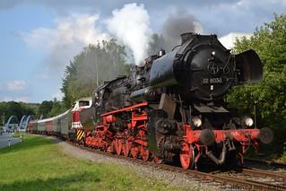 52 8038 und V60 1200  in Osnabrück