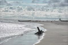 Beach in Ivory Coast
