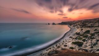 Aphrodite's Sunset