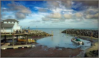 Ventnor Harbour, again............