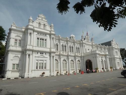 Penang City Hall, George Town, Malaysia