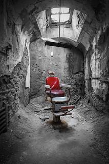 That chair......