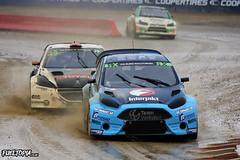 Ford Fiesta VIII 4x4 T16 (90) (Thomas Bryntesson) (tbtstt) Tags: world rallycross championship loheac france 2017 rally cross monster energy wrx rx fia