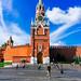 Kremlin tower / Kreml-Turm
