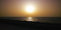 Umm al-Quwain sunset (Irina.yaNeya) Tags: ummalquwain uae emirates summer sunset sky sunlight sun sea water seafront reflection coast beach shore rocks eau verano cielo puestadelsol luz sol mar agua reflejo playa costa rocas الامارات أمّالقيوين الصيف غروب سماء ضوء الشمس بحر ماء شاطئ оаэ эмираты лето закат небо солнце свет море вода отражение берег пляж камни
