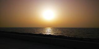 Umm al-Quwain sunset