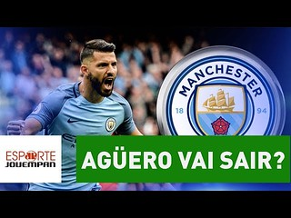 Agüero vai sair do Manchester City? Presidente responde!