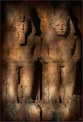 (2620) Abu Simbel (Egypt) (QuimG) Tags: abusimbel egypt egipto egipte art architecture arquitectura retoc retoque retouch textures quimg quimgranell joaquimgranell