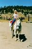 19871015_Shannon_childhood_scan_0016.jpg (Ryan and Shannon Gutenkunst) Tags: horsebackriding smile bigbear favoritezebratshirt fall1987 family horse shannongutenkunst scannedphotoofshannonschildhood babybooks