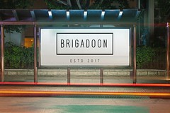 Brigadoon Bus Stop Billboard (brigadoontechnology) Tags: brigadoon technology billboard software development mississippi gulf coast mobile application web design seo procurement custom qa android ios