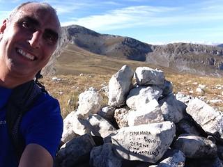 30/09/2017 - Cima Campitello (o Cima Nord del Passo del Puzzillo), 2131 m
