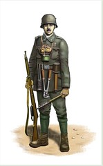 ww1  1918 Italia:  Austro-Hungarian Sturmtruppen (AndreaSilva60) Tags: ww1 wwi worldwarone stosstruppen sturmtruppen