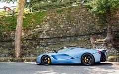 Matte Blue. (Alex Penfold) Tags: ferrari laferrari matte blue supercars supercar super car cars autos alex penfold 2017 ville deste