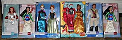Back to School Doll Haul (DisneyBarbieCollector) Tags: disney store 2017 frozen the little mermaid elena avalor mulan ariel anna elsa prince hans dolls toys collectibles