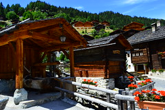 Grimentz im Val d`Anniviers (barbarasteinemann) Tags: grimentz wallis valais schweiz suisse alpes switzerland val