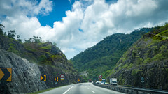 North-South Highway (Stratman² - (Joey and I are both ill )) Tags: canonphotography powershotg1x road highway northsouthexpressway plushighway flickrelite creativecommons
