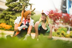 IMG_0262 (Beyond the Screen Photography) Tags: kobayashidragonmaid tohru lucoa dragon cosplaymatsuri ontariosciencecentre