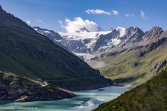 Lac de Moiry (Unliving Sava) Tags: wallis moiry pointedebricola lacdemoiry alps switzerland valdanniviers valais alpen pointesdemourti suisse summer zwitserland switzerland2017 hiking grimentz grandcornier glacierdemoiry schweiz mountains valdemoiry