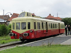Preserved SNCF 'Picasso' X3817 at Blendecques