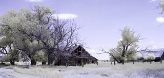 Near Boyero, Colorado