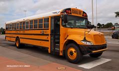 170430_064_VolusiaSchools1623 (AgentADQ) Tags: volusia county schools walt disney world florida school bus motor society spring 2017 convention