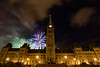 0E1A0230 (The.Rohit) Tags: canada150 fireworks ottawa parliamentbuildings parliamenthill