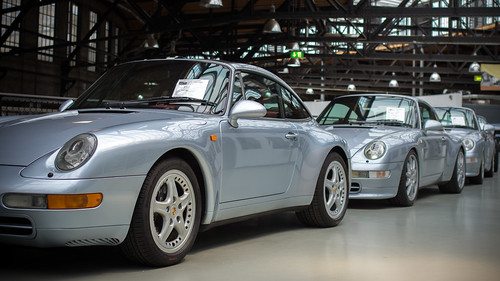 911 lineup, Classic Remise Düsseldorf, 20170812