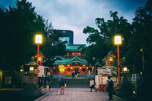 富岡八幡宮 画像2