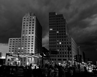 Potsdamer Platz / Berlijn