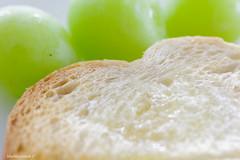 Do Not Skip the Breakfast:Macro Mondays/Staying Healthy (bluehazyjunem) Tags: honeytoast tamron90 pentaxk70 mascatofalexandria macromondays healthy stayinghealthy