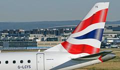 G-LCYS EDDF 19-06-2017 (Burmarrad (Mark) Camenzuli) Tags: airline ba cityflyer aircraft embraer 170100std registration glcys cn 17000663