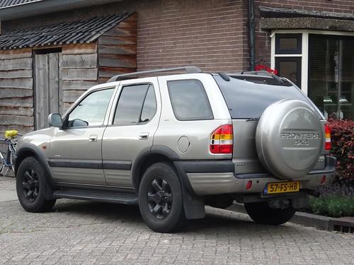 2000 Opel Frontera