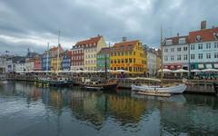 Copenhagen (12) (Vlado Ferenčić) Tags: nyhavn copenhagen denmark citiestowns cities vladoferencic danska vladimirferencic cloudy clouds nikond600 nikkor173528