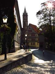 Altstadt Arnstadt (germancute) Tags: arnstadt thuringia thüringen germany germancute stadt town city turm church kirche