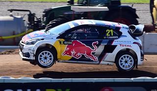 Peugeot 208 / Timmy HANSEN / SWE / Team Peugeot-Hansen