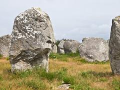 Les Menhirs de Carnac # 5 (schreibtnix on 'n off) Tags: reisen travelling europa europe frankreich france bretagne brittany breizh carnac menhire menhirs alignementduménec olympuse5 schreibtnix