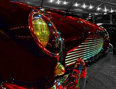 """Bond, James Bond"" (oybay©) Tags: scottsdale arizona astonmartin aston martin british britishcar supercar wigwamresort litchfieldpark phoenix californialicenseplate california classiclicenseplate wigwam reflection color colors pavers pavement elegant expensive vehicle car outdoor db5 barrettjackson"