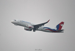 Nepal Airlines (vomm_aviationpictures) Tags: plane planes airbus