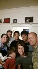 20170807_054717 (twobit94) Tags: farewell americaokinawabrothers caleb james john brian tracey nozo hiro ranger tooearly okinawavisitsoahu foreverpartofourfamily