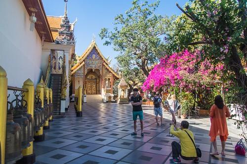 doi suthep pui chiang mai - thailande 36
