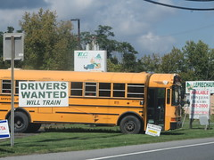 Mid-State Bus Service #M118 (ThoseGuys119) Tags: midstatebusservicesinc schoolbus newburghny ic ce gallagherbusservicecorp leprechaunlines