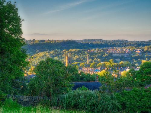 Shipley Yorkhire golden hour