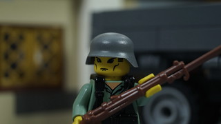 Lego WWII Chinese soldier: 88th Division