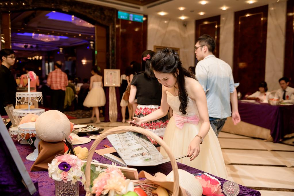 婚攝小勇, 小寶團隊, 台北婚攝, 中崙華漾, 中崙華漾婚宴, 中崙華漾婚攝, vivian, wedding day-035
