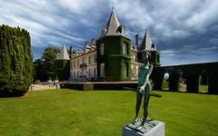 La Hulpe (5) (YᗩSᗰIᘉᗴ HᗴᘉS +7 000 000 thx❀) Tags: lahulpe castle château belgium belgique sky cloud cloudy hensyasmine