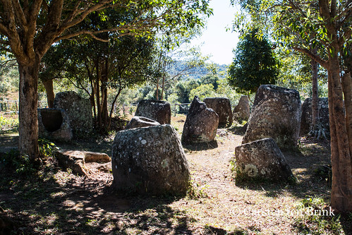 Megalithic Jar Sites (at Site 3)